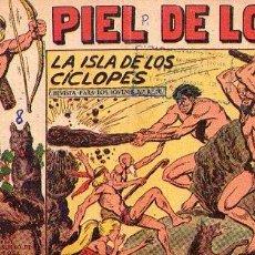 Tebeos: PIEL DE LOBO (MAGA) Nº 30. Lote 249017500