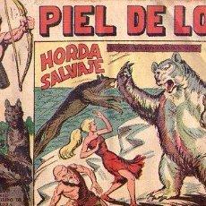 Tebeos: PIEL DE LOBO (MAGA) Nº 31. Lote 249021240