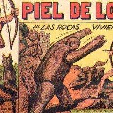 Tebeos: PIEL DE LOBO (MAGA) Nº 35. Lote 249022570