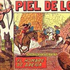 Tebeos: PIEL DE LOBO (MAGA) Nº 50. Lote 249023315