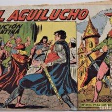 Tebeos: EL AGUILUCHO Nº 58 - EDITORIAL MAGA AÑO 1959. Lote 249513690