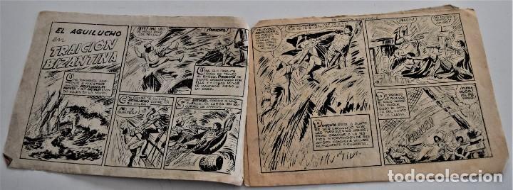 Tebeos: EL AGUILUCHO Nº 58 - EDITORIAL MAGA AÑO 1959 - Foto 3 - 249513690