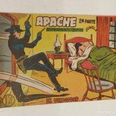 BDs: APACHE 2ª PARTE Nº 18 / MAGA ORIGINAL. Lote 250120880
