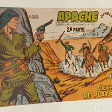 Tebeos: APACHE 2ª PARTE Nº 37 / MAGA ORIGINAL. Lote 250124695