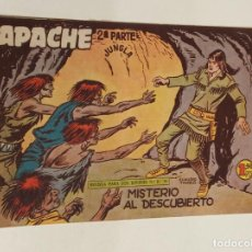 Tebeos: APACHE 2ª PARTE Nº 39 / MAGA ORIGINAL. Lote 250124825