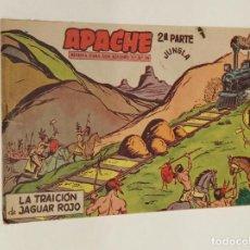 Tebeos: APACHE 2ª PARTE Nº 51 / MAGA ORIGINAL. Lote 250125785