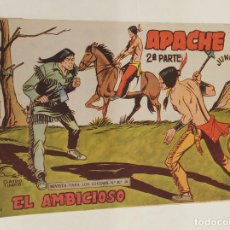 Tebeos: APACHE 2ª PARTE Nº 53 / MAGA ORIGINAL. Lote 250125895