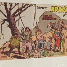 Tebeos: APACHE 2ª PARTE Nº 57 / MAGA ORIGINAL. Lote 250131425