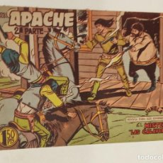 Tebeos: APACHE 2ª PARTE Nº 58 / MAGA ORIGINAL. Lote 250131485
