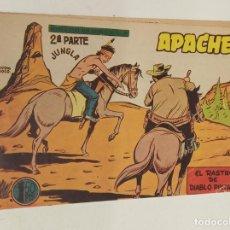 Livros de Banda Desenhada: APACHE 2ª PARTE Nº 61 / MAGA ORIGINAL. Lote 250131745