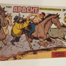 Tebeos: APACHE 2ª PARTE Nº 62 / MAGA ORIGINAL. Lote 250131825
