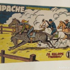 Tebeos: APACHE 2ª PARTE Nº 63 / MAGA ORIGINAL. Lote 250132155