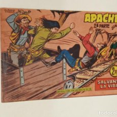 Tebeos: APACHE 2ª PARTE Nº 66 / MAGA ORIGINAL. Lote 250132530