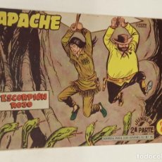 Tebeos: APACHE 2ª PARTE Nº 69 / MAGA ORIGINAL. Lote 250132685