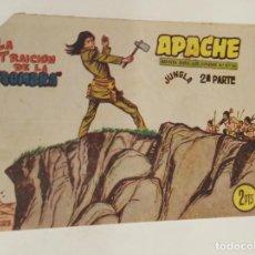 BDs: APACHE 2ª PARTE Nº 70 / MAGA ORIGINAL. Lote 250132750