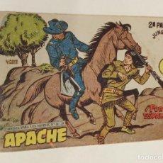 Livros de Banda Desenhada: APACHE 2ª PARTE Nº 71 / MAGA ORIGINAL. Lote 250132785