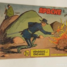 Livros de Banda Desenhada: APACHE 2ª PARTE Nº 72 / MAGA ORIGINAL. Lote 250133200