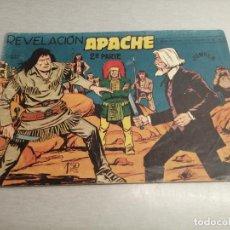 Livros de Banda Desenhada: APACHE 2ª PARTE Nº 9 / MAGA ORIGINAL. Lote 250138750