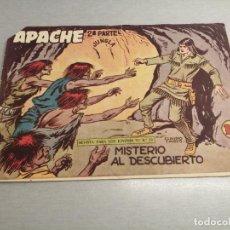 Tebeos: APACHE 2ª PARTE Nº 39 / MAGA ORIGINAL. Lote 250139210