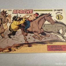 Tebeos: APACHE 2ª PARTE Nº 62 / MAGA ORIGINAL. Lote 250139365