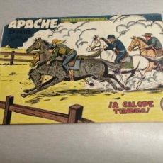 BDs: APACHE 2ª PARTE Nº 63 / MAGA ORIGINAL. Lote 250139505