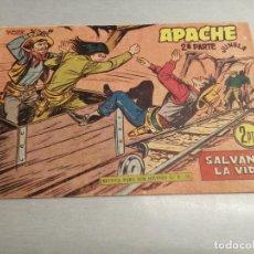 Tebeos: APACHE 2ª PARTE Nº 66 / MAGA ORIGINAL. Lote 250140090