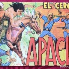 Tebeos: APACHE - EL CERCO - Nº 10 ORIGINAL - EDITORIAL MAGA - 1958 - BUEN ESTADO DE CONSERVACION. Lote 251033690