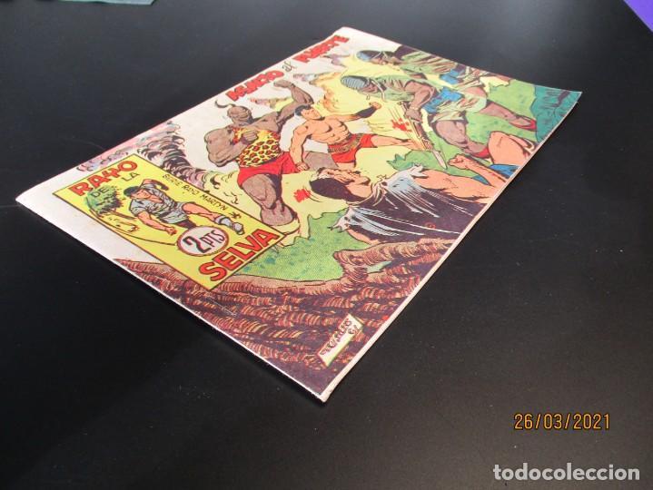 Tebeos: RAYO DE LA SELVA (1960, MAGA) 60 · 7-VIII-1961 · ASALTTO AL FUERTE - Foto 2 - 251445060