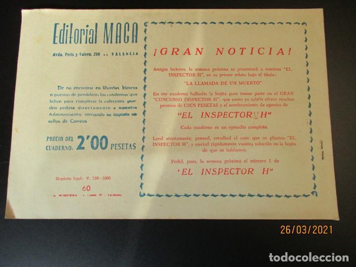 Tebeos: RAYO DE LA SELVA (1960, MAGA) 60 · 7-VIII-1961 · ASALTTO AL FUERTE - Foto 3 - 251445060