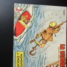 Tebeos: CUADRILLA, LA (1961, MAGA) 8 · 27-IX-1961 · MOMENTOS DE EMOCIÓN. Lote 251464955