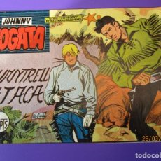 Tebeos: JOHNNY FOGATA (1960, MAGA) 39 · 9-VIII-1961 · QUANTRELL ATACA. Lote 251472665