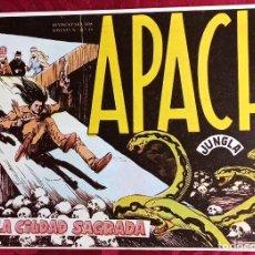 Livros de Banda Desenhada: APACHE - ORIGINAL - AÑO 1958 - NÚM. 50 - LA CIUDAD SAGRADA - EDITORIAL MAGA. Lote 251542110
