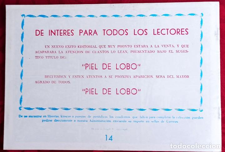 Tebeos: Apache - Original - Año 1958 - Núm. 14 - Caravana - Editorial Maga - Foto 2 - 251542200