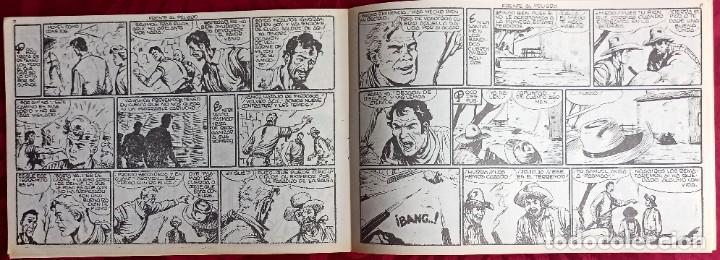Tebeos: El TERREMOTO de Dan Barry - Original - Año 1954 - Núm. 28 - Frente al peligro - Buen estado - Foto 3 - 251543510