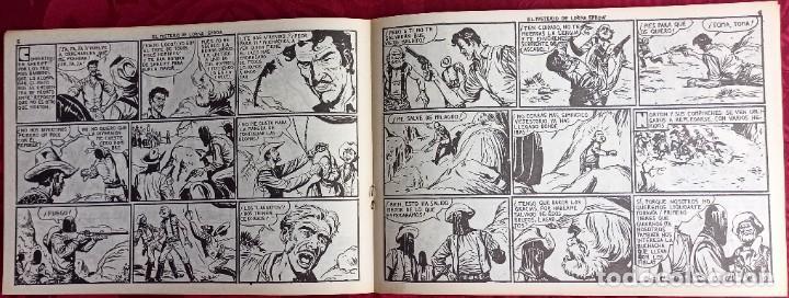 Tebeos: El TERREMOTO de Dan Barry - Original - Año 1954 - Núm. 54 - El misterio de Lorna Sprow - Buen estado - Foto 3 - 251544770