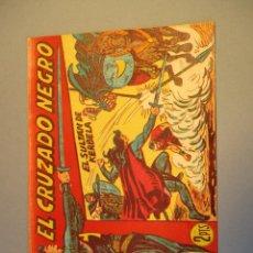 Tebeos: CRUZADO NEGRO, EL (1961, MAGA) 34 · 20-XII-1961 · EL SULTAN DE KERBELA. Lote 251693415