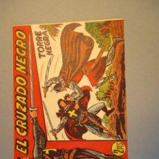 Tebeos: CRUZADO NEGRO, EL (1961, MAGA) 28 · 8-XI-1961 · TORRE NEGRA. Lote 251697540