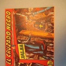Tebeos: CRUZADO NEGRO, EL (1961, MAGA) 23 · 4-X-1961 · JALNA. Lote 251716480