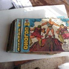 Tebeos: COLOSO COMPLETA 83 CUADERNILLOS ORIGINALES. Lote 251770200
