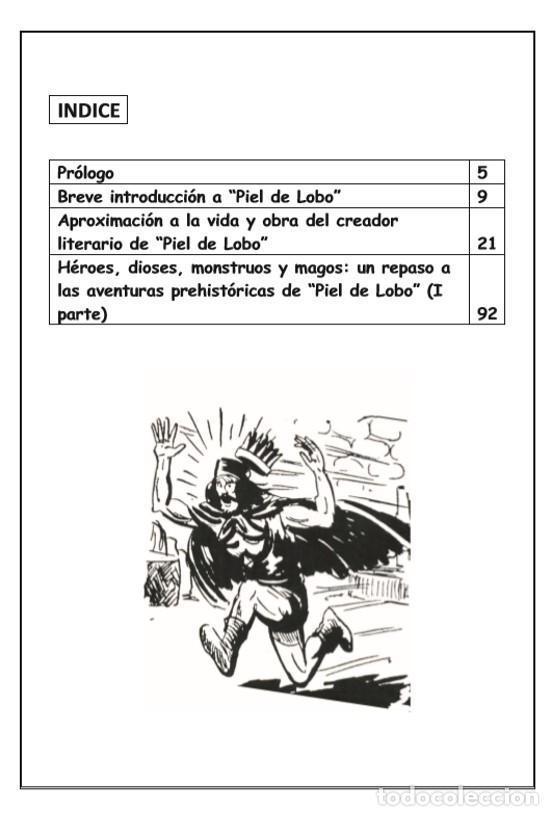 Tebeos: Piel de Lobo. Juan Antonio de Laiglesia y Manuel Gago (autor de El Guerrero del Antifaz) - Foto 3 - 29105342