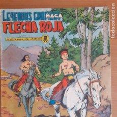 Tebeos: FLECHA ROJA Nº 53. EDITA MAGA. Lote 253887105