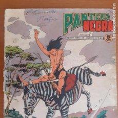 Giornalini: PANTERA NEGRA Nº 65. EDITA MAGA. Lote 253887390