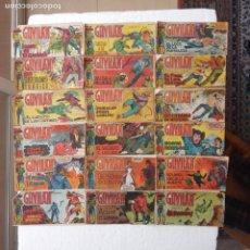 Tebeos: EL GAVILÁN ORIGINALES MAGA 1959 - 18 NºS - 2,4,5,7,8,9,11,12,13,14,15,17,18,19,20, 22,23,24. Lote 254194920