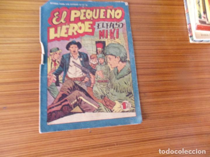 EL PEQUEÑO HEROE Nº 79 EDITA MAGA (Tebeos y Comics - Maga - Pequeño Héroe)