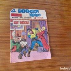 Tebeos: EL DEFENSOR NEGRO Nº 4 EDITA MAGA. Lote 254330345