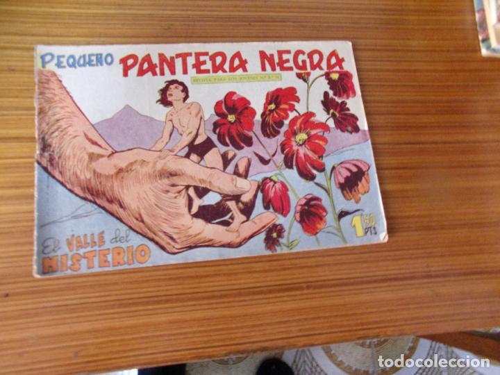 PEQUEÑO PANTERA NEGRA Nº 150 EDITA MAGA (Tebeos y Comics - Maga - Pantera Negra)