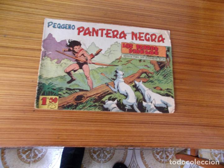 PEQUEÑO PANTERA NEGRA Nº 142 EDITA MAGA (Tebeos y Comics - Maga - Pantera Negra)