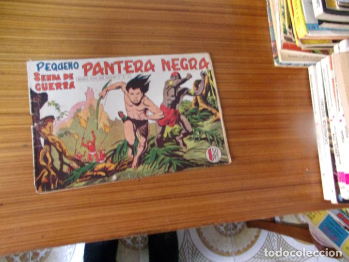 PEQUEÑO PANTERA NEGRA Nº 172 EDITA MAGA (Tebeos y Comics - Maga - Pantera Negra)