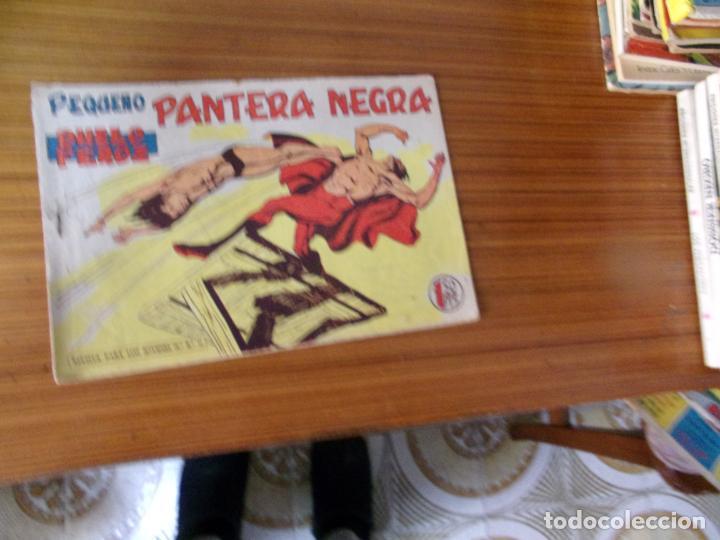 PEQUEÑO PANTERA NEGRA Nº 171 EDITA MAGA (Tebeos y Comics - Maga - Pantera Negra)