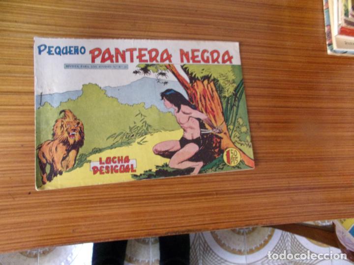 PEQUEÑO PANTERA NEGRA Nº 176 EDITA MAGA (Tebeos y Comics - Maga - Pantera Negra)